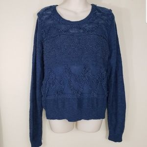 Anthropologie Moth Bramble Sweater L